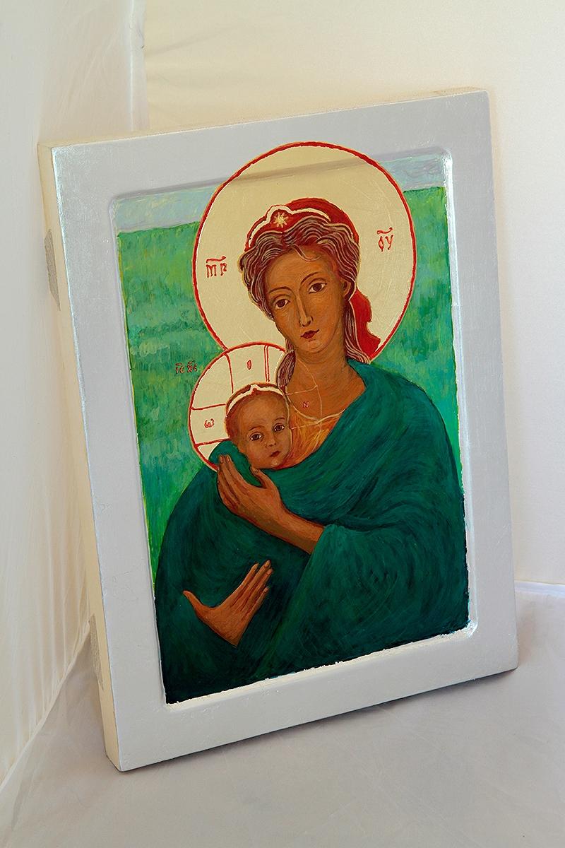 Ikona NMP z Jamnej Zwana także Ikoną Matki Bożej Niezawodnej Nadziei