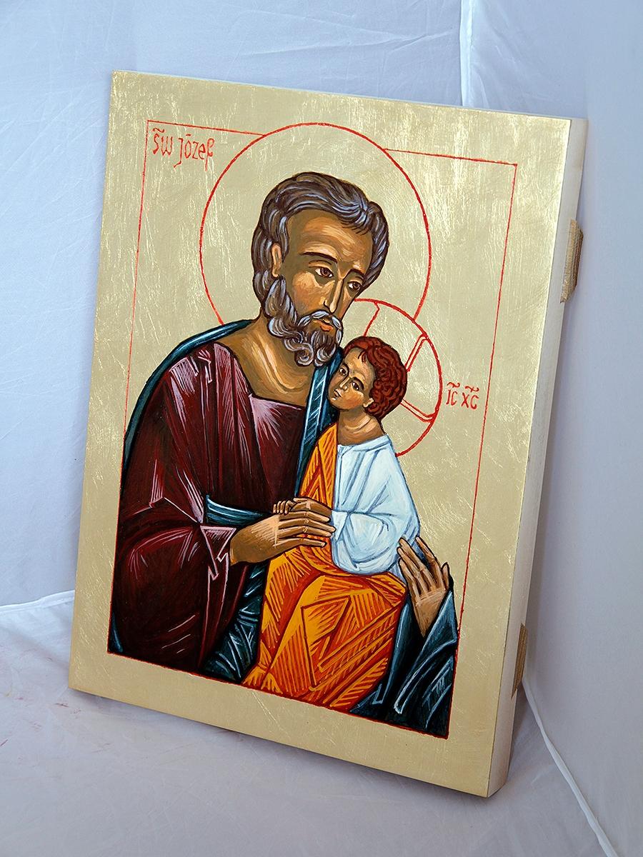 ikona-Świętego-Józefa