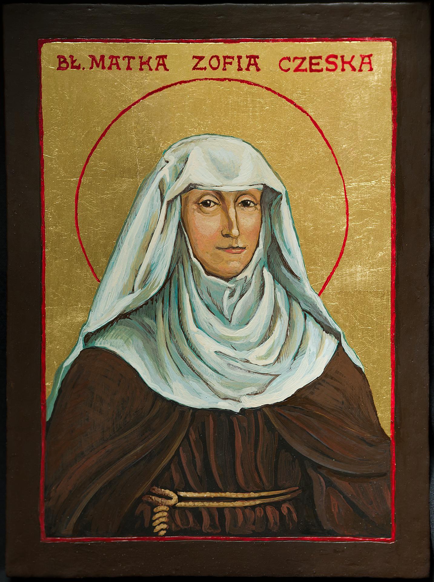 Błogosławiona Matka Zofia Czeska