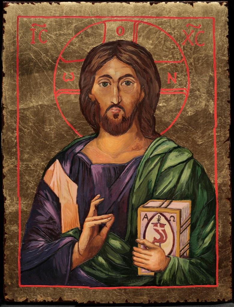 ikona Jezus Zmartwychwstancow