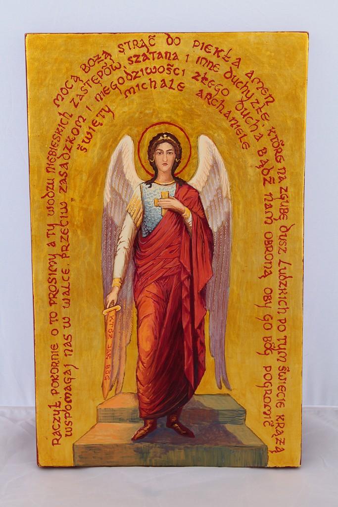 Ikona-Archanioła-Michała